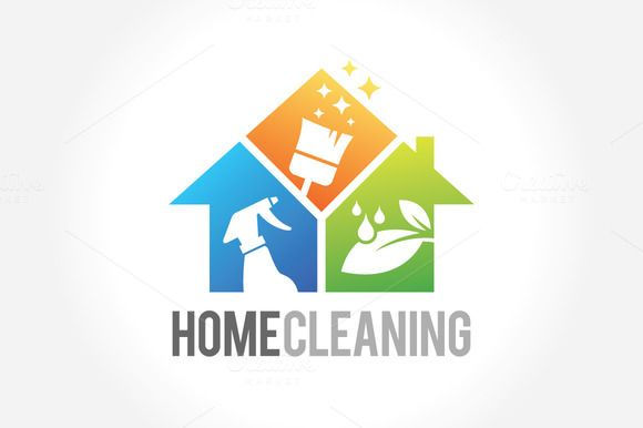 Cleaning Service Business Logo Cleaning Service Logo Business Logo Graphics Business Logo