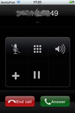 Make and Receive Calls on your iPod Touch