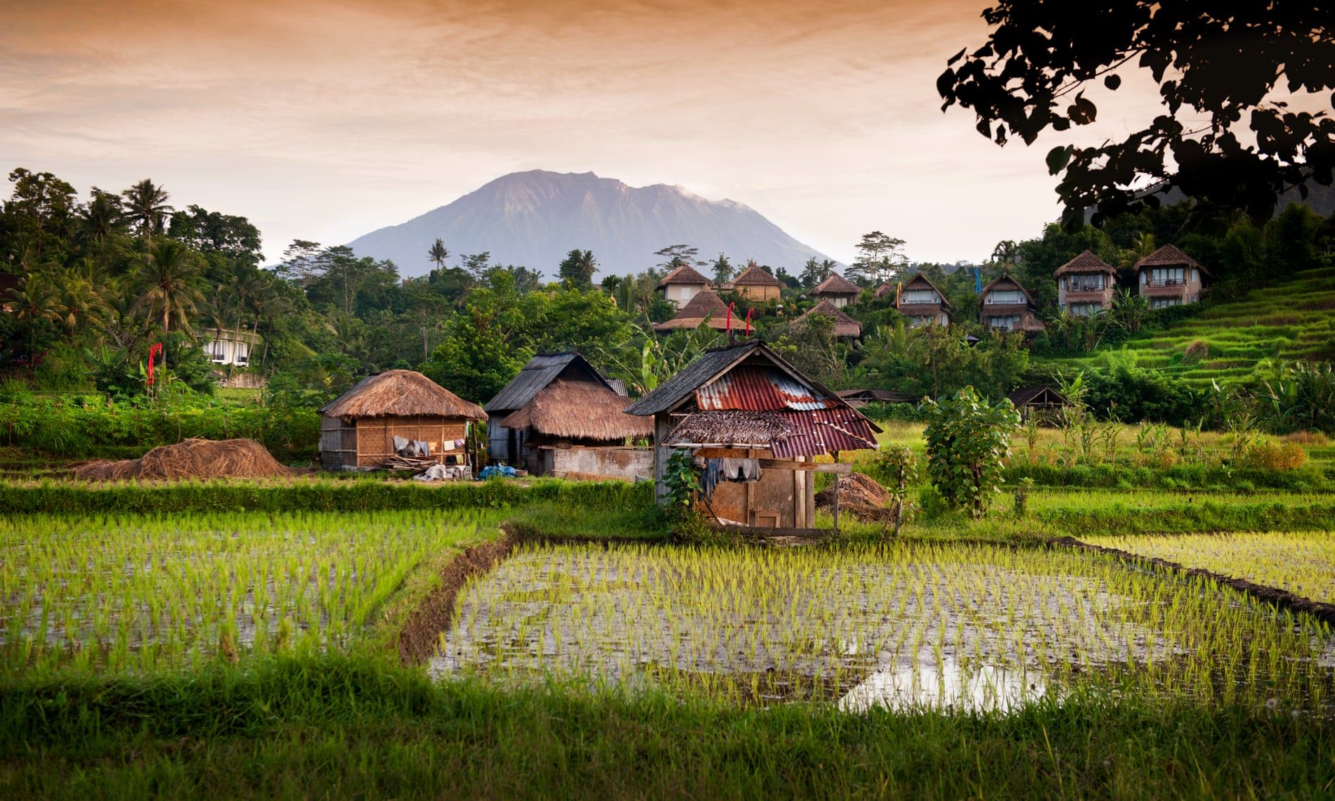 Undiscovered southeast Asia remote towns and secret