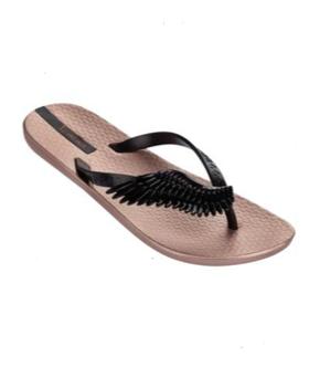 2d589d056ad37 boutique flirt - Ipanema Neo Sky Flip Flops Tan Black