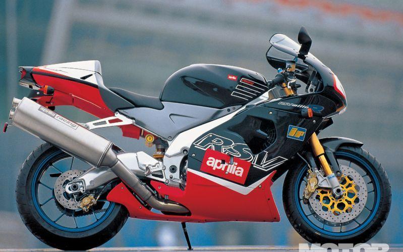 2000 Aprilia RSV Mille R | Motorcycles | Pinterest | Honda, Vintage