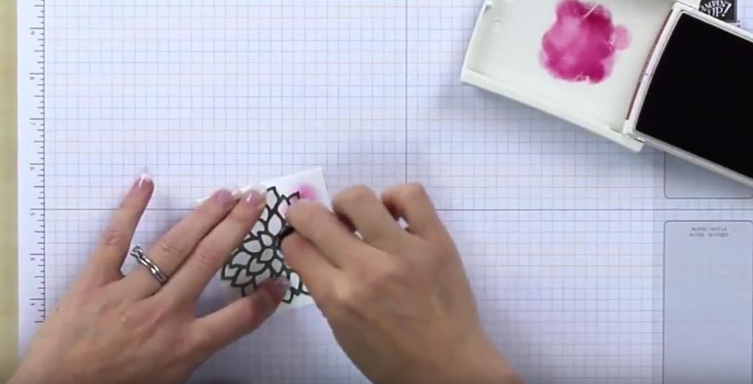 How to make homemade stencils from your dies card making cards m4hsunfo