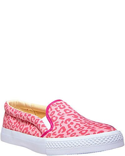 0d6179ad04a5e Betsey Johnson Pink Leopard slip-ons --- I have these! | animal ...