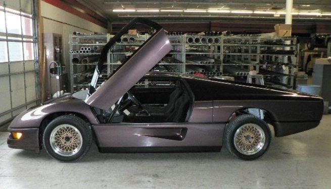 The Wraith Car >> The Wraith Turbo Interceptor Wraith Car Turbo Interceptor