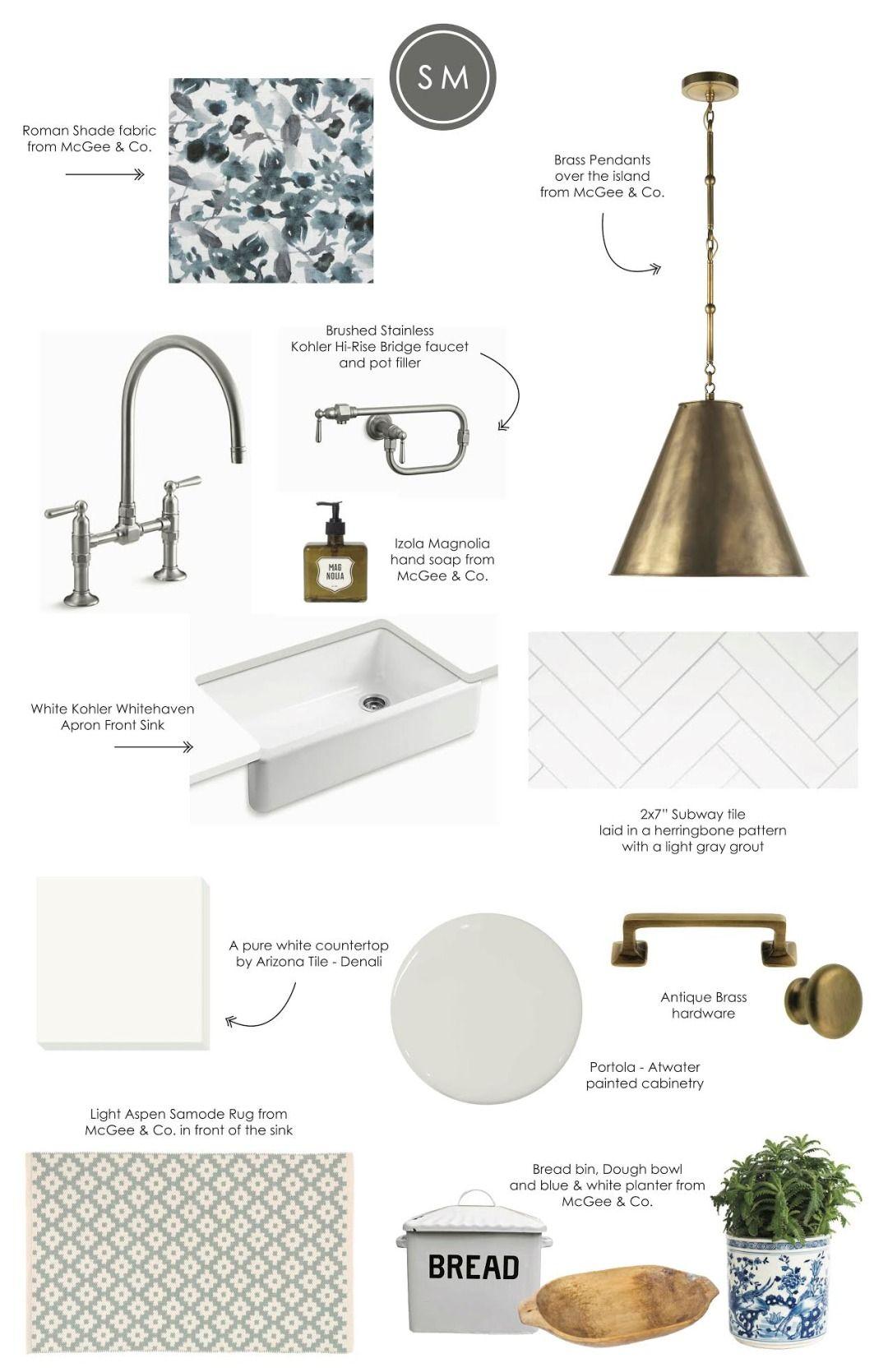 Trends We Love: Pale Neutrals   Neutral kitchen, Urban farmhouse and ...