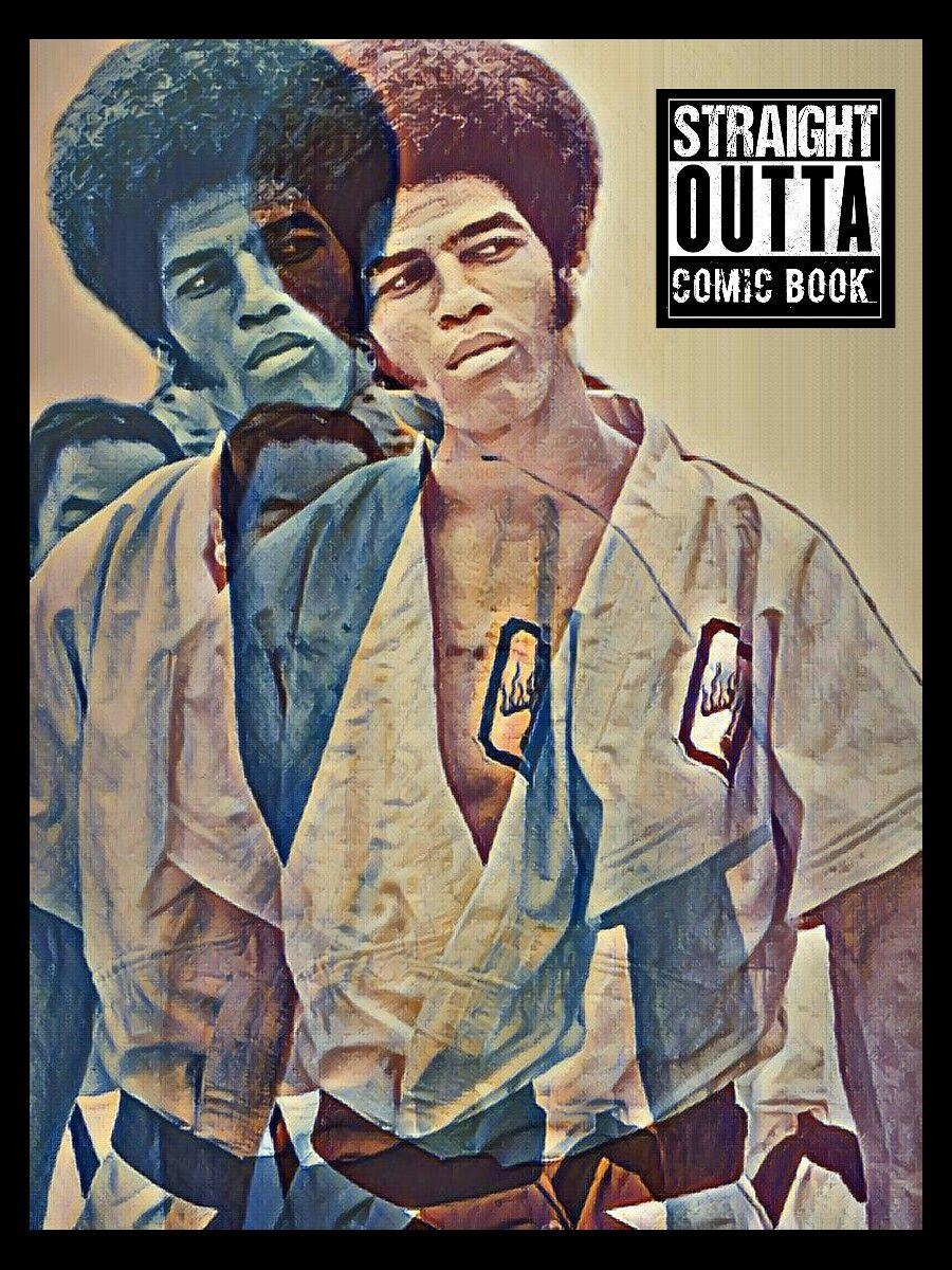 Jim kelly jim kelly bruce lee martial arts black comics
