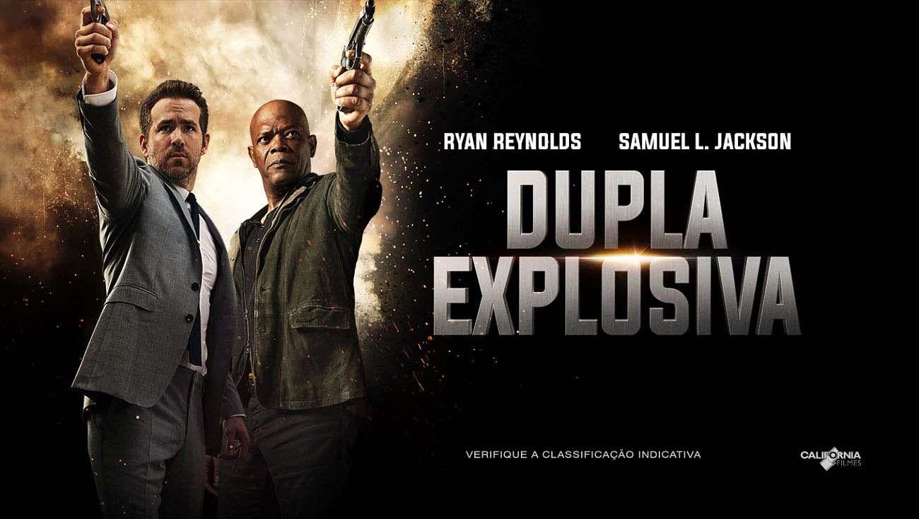 Dupla Explosiva Nos Cinemas Ryan Reynolds Cinema Jackson