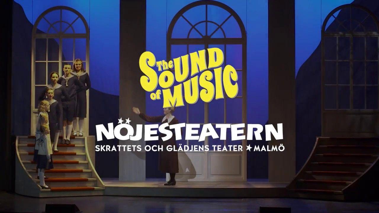 Trailer från föreställningen The Sound of Music på Nöjesteatern i Malmö. Biljetter finna att köpa på Julius Biljettervice.se