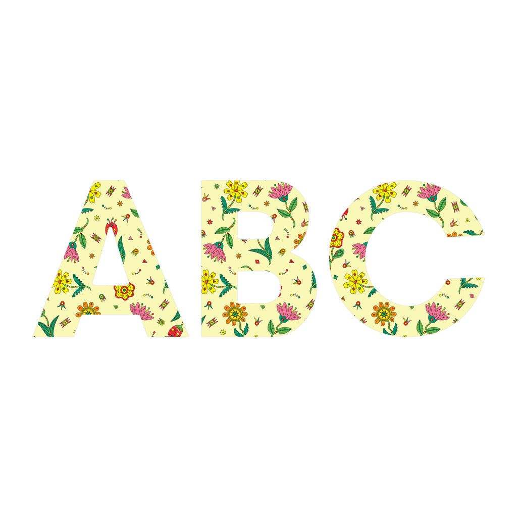 Amazing Decorative Wall Letters Nursery Gallery - The Wall Art ...
