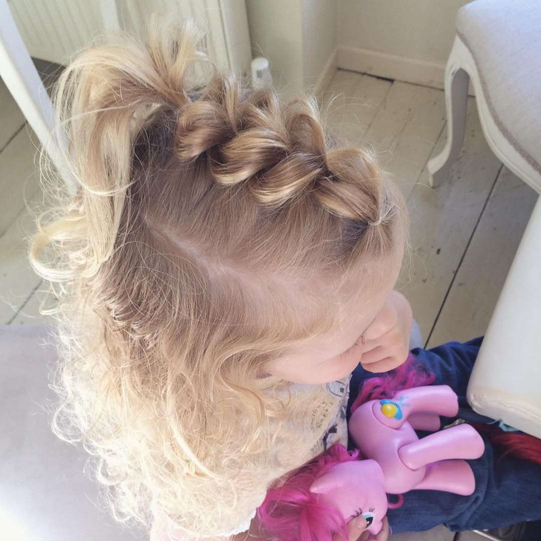Hairstyles For Toddlers Classy See This Instagram Photosweethearts_Hair_Design  163K Likes