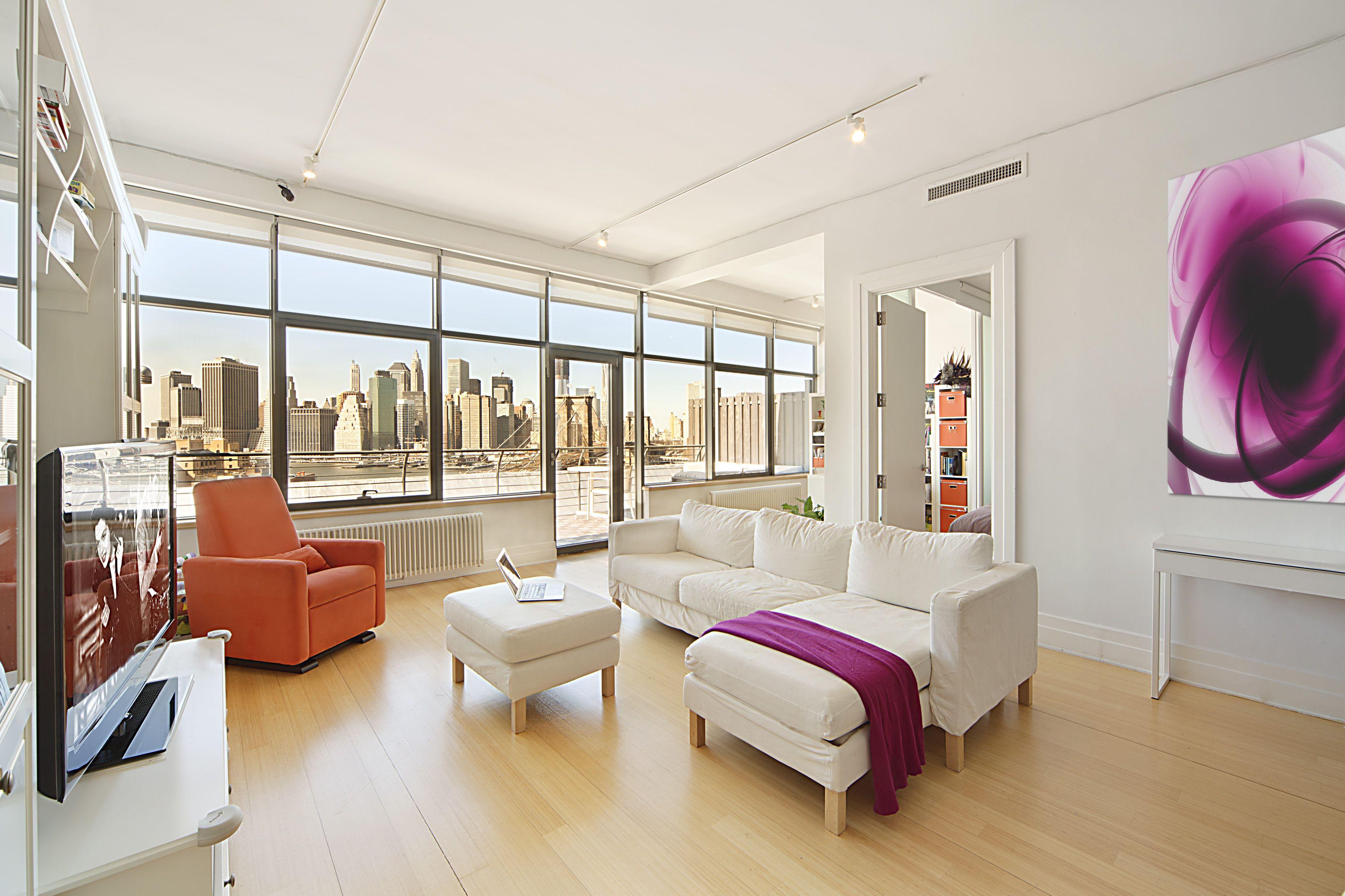 STYLISH AND ELEGANT PENTHOUSE | Brooklyn, NY | Luxury Portfolio  International Member   Halstead Property