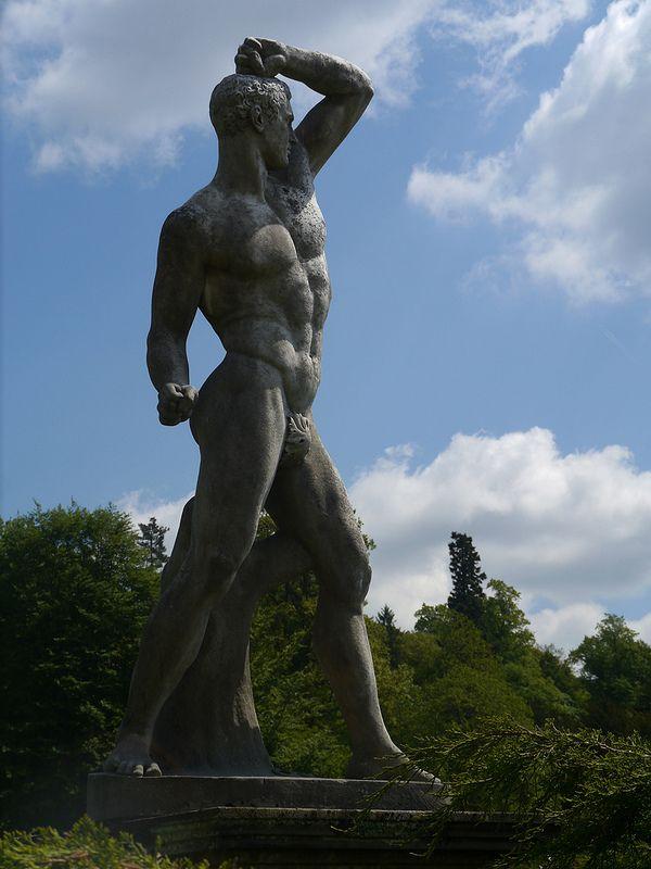 Chatsworth House Garden Sculpture, xvii | 1 Giardini & Parchi ...