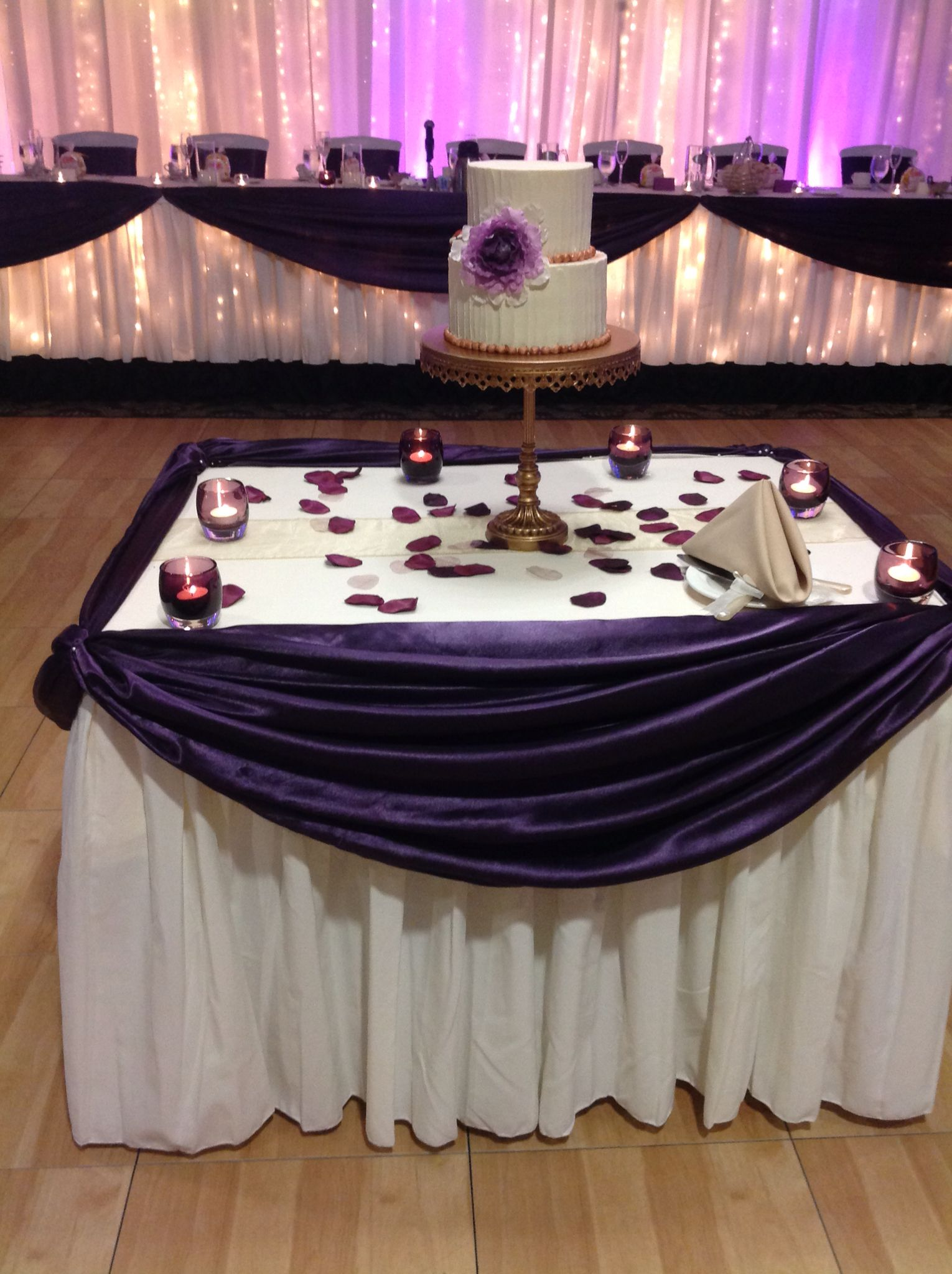 Canadian Honker Events at Apace, Rochester MN #weddings #decor #caketable