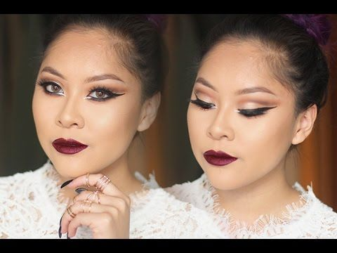 Dramatic Cut Crease for Hooded Eyes / Monolids