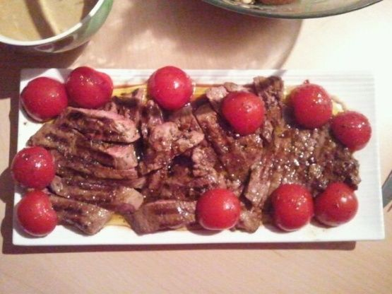 Make and share this Nigella Lawson's Tagliata for Two recipe from Food.com.