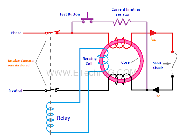 Rccb Protection In 2020 Protection Circuit How To Be Outgoing