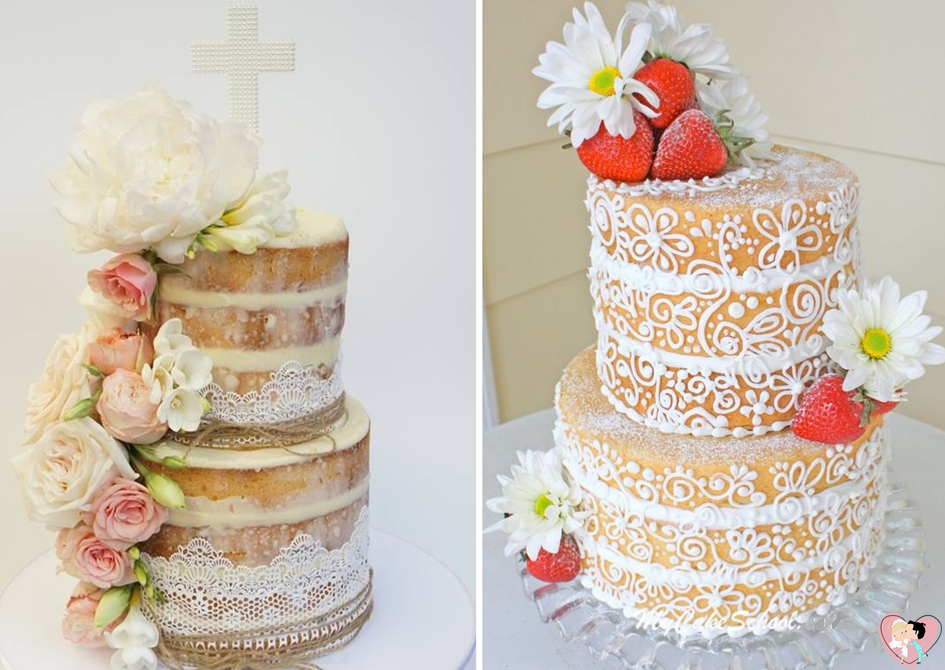 NAKED CAKE ricotta e cioccolato | BastiCook