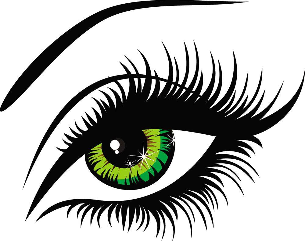 Eyes Vector Google Search Eyes Clipart Eyelashes Lashes Logo
