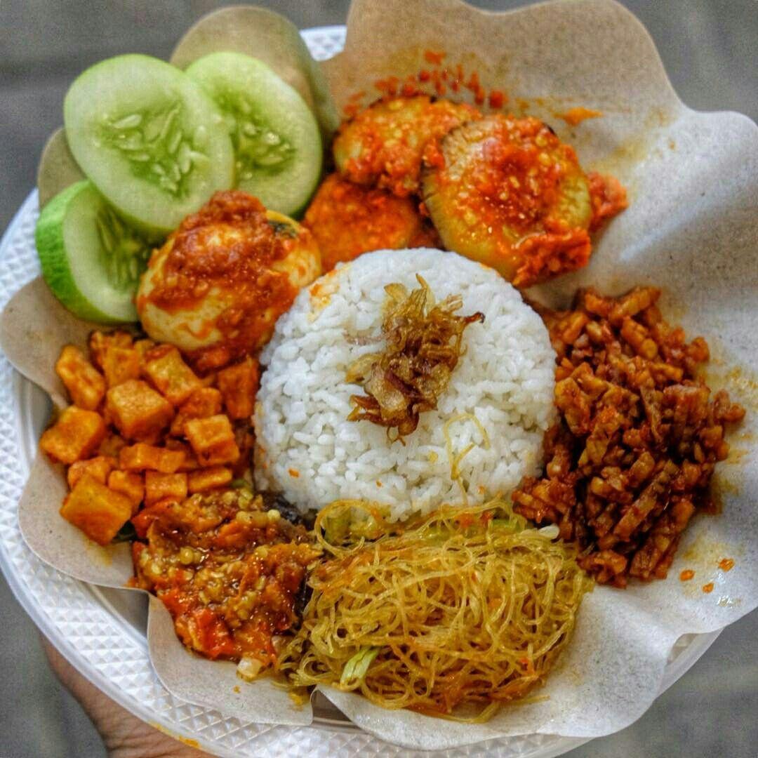 Nasi Uduk Betawi Masakan Indonesia Resep Masakan Resep Makanan