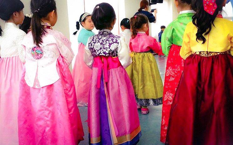 Seollal Korean Lunar New Year Cara Smiles Lunar new