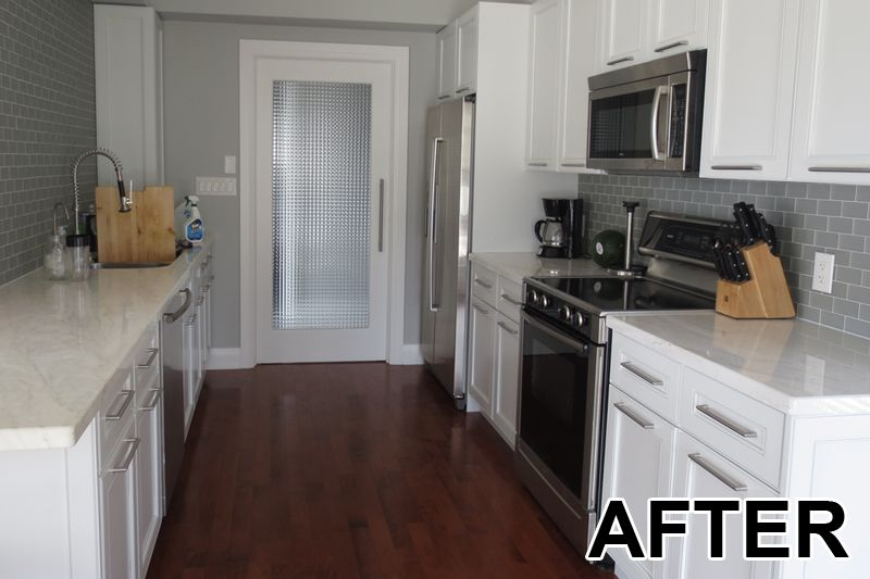 Image Result For Painting Refaced Cabinets Beautiful Kitchen