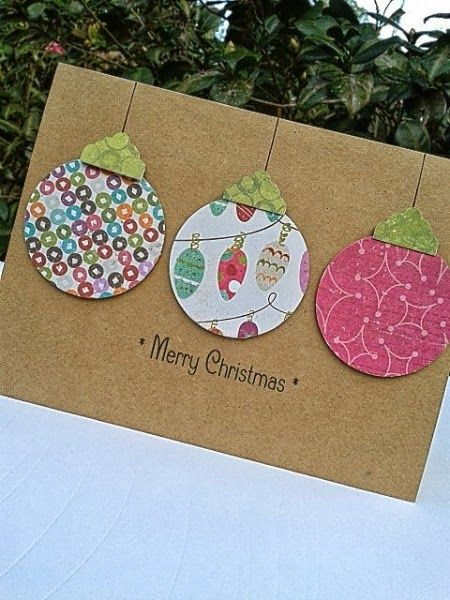Mums make lists Making Christmas Cards with Kids Crafts
