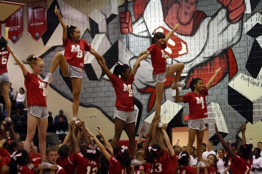 Large high schools in america montgomery blair high