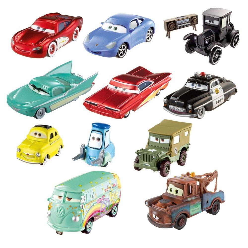 Disney Pixar Cars 3 DieCast 11pk Individual Cars May