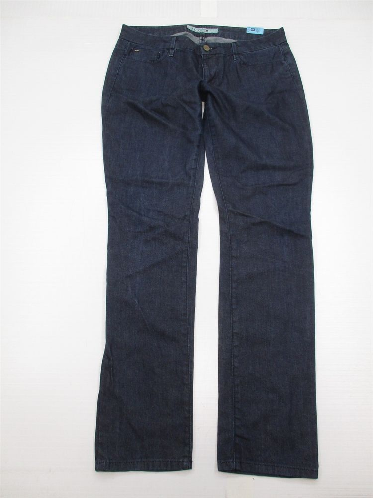 36430281 JOE'S JEANS Jeans Women's Size 31 Low Rise Dark Wash Cigarette Straight  WA1629 #fashion #