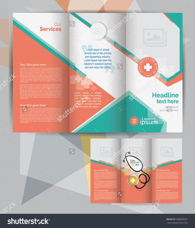 Adobe Illustrator Brochure Templates Free Download New Tri