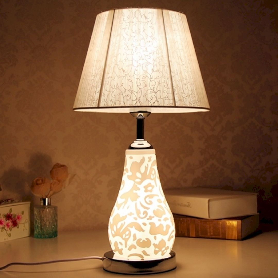 28 Best Creative Night Lamps Decoration Ideas For Beautiful Bedroom Freshouz Com Lamp Decor Night Lamp For Bedroom Cool Floor Lamps