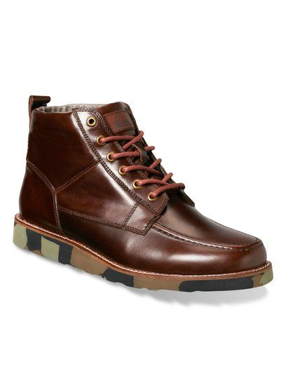 quiksilver, Sheffield Boot, Demitasse (ctk0) · Men's Casual ShoesMen ...
