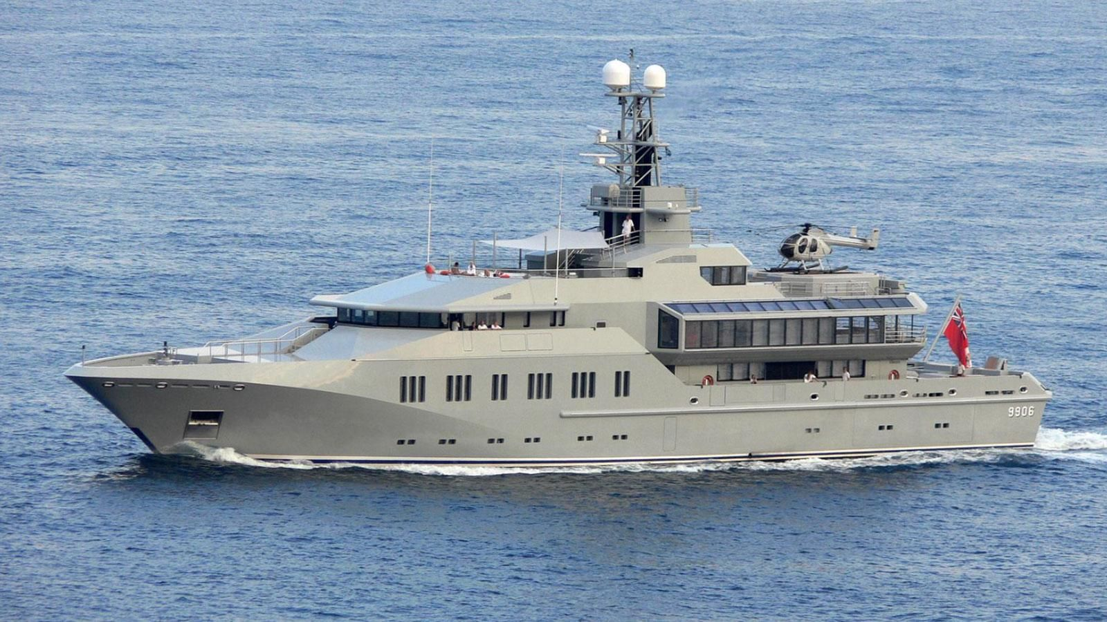 Top 9 Explorer Yachts  Explorer yacht, Expedition yachts, Yacht