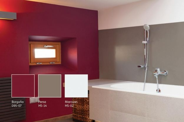 Los colores preferidos por los mexicanos para pintar la for Color gris para pintar casa