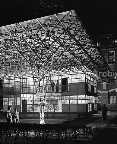 Architecture · Unistrut Building, University Of Michigan ...