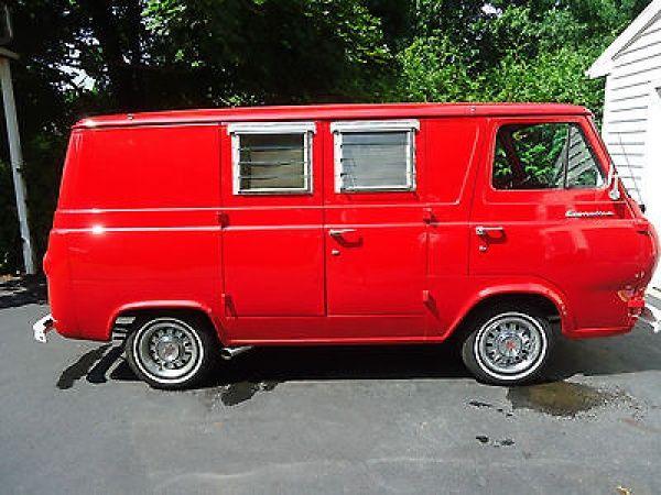 Ford Other Travco Camper Conversion RARE 1963 Econoline Van New