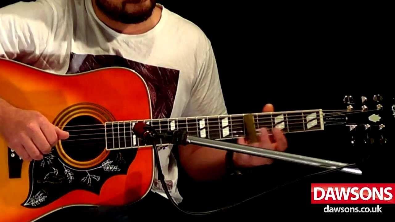 Epiphone Hummingbird Pro Review Epiphone, Best acoustic