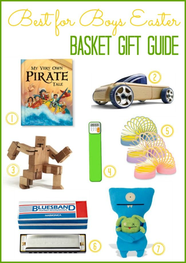 Best for boys easter basket gift guide easter everything best for boys easter basket gift guide negle Choice Image