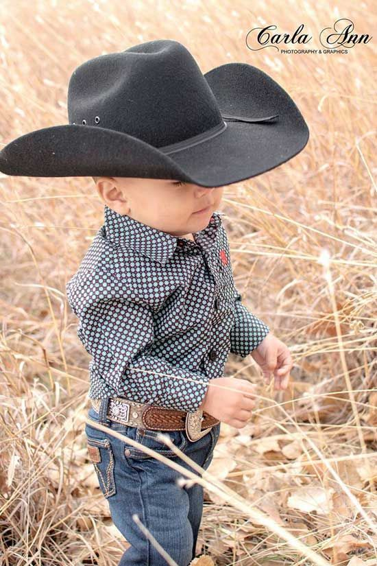 25 Cute Little Boy Country Outfits in 2020 (With images ...