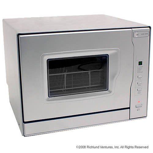 Portable Countertop Dishwasher With Digital Controls Edgestar