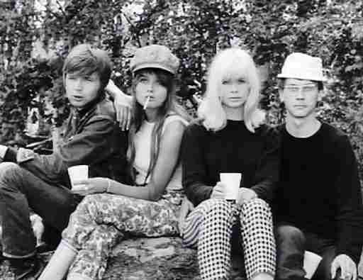 Käpy selän alla (1966)