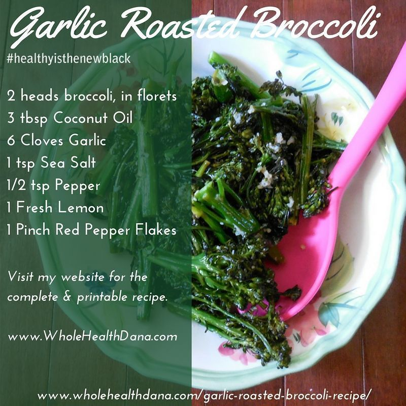 I Find Bags Of Organic Broccolini At Costco For This Recipe Great