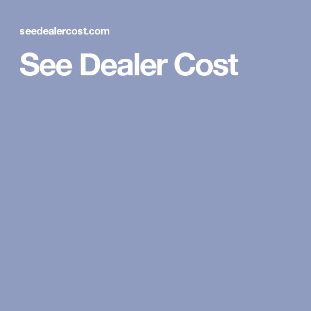 see dealer cost is your source for motorcycle atvs snowmobiles scooters utility vehicles and dealer price information
