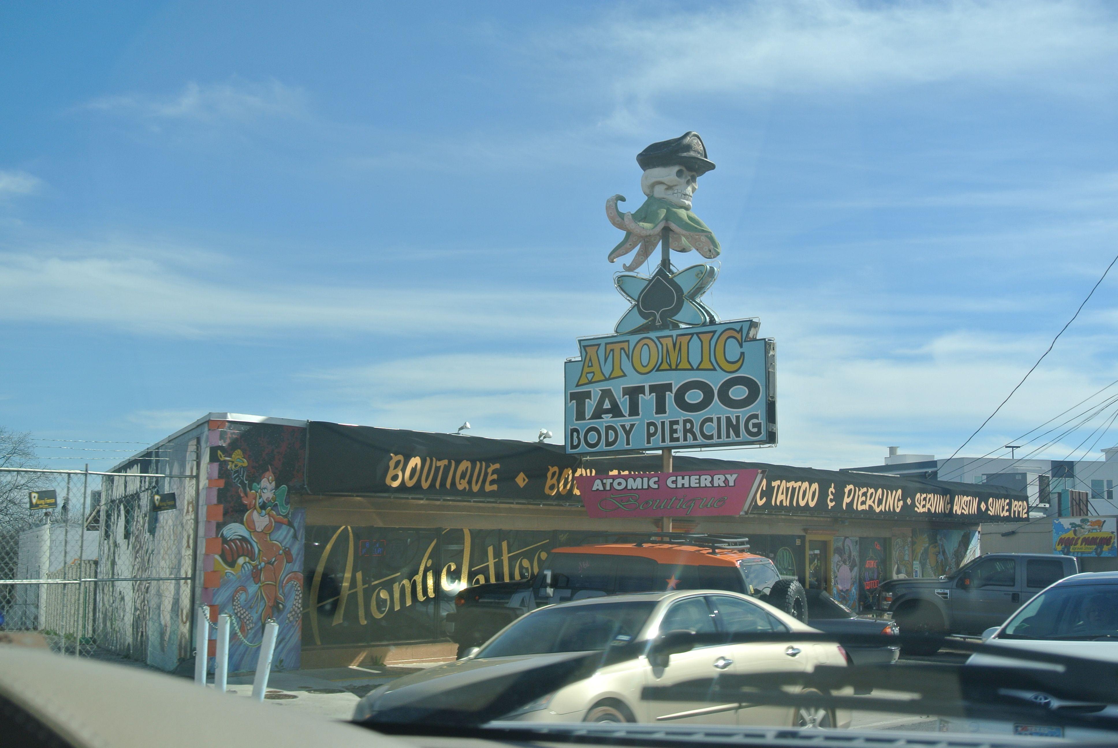 Only in austin cherry tattoos broadway shows wonder