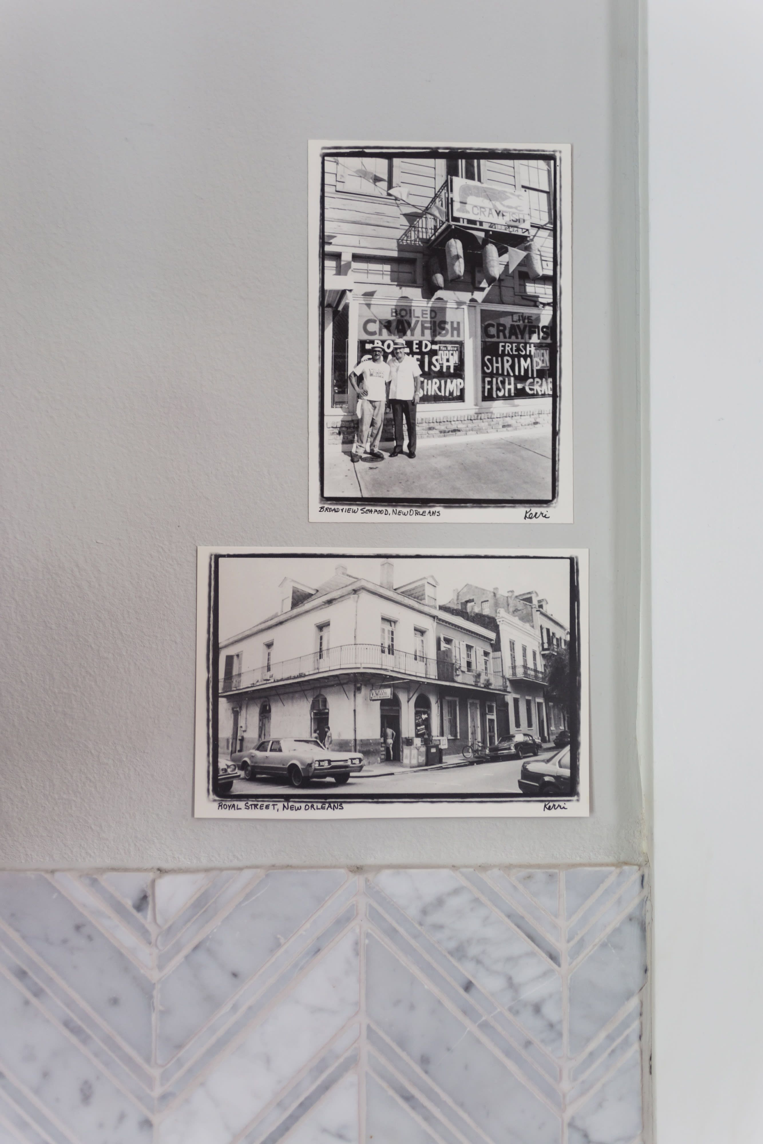 Tour Joy The Bakers Beautiful New Orleans Home Tile Home Art