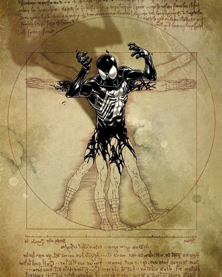 Anatomy Of A Spider Cover Art By Mark Brooks And Christina Strain