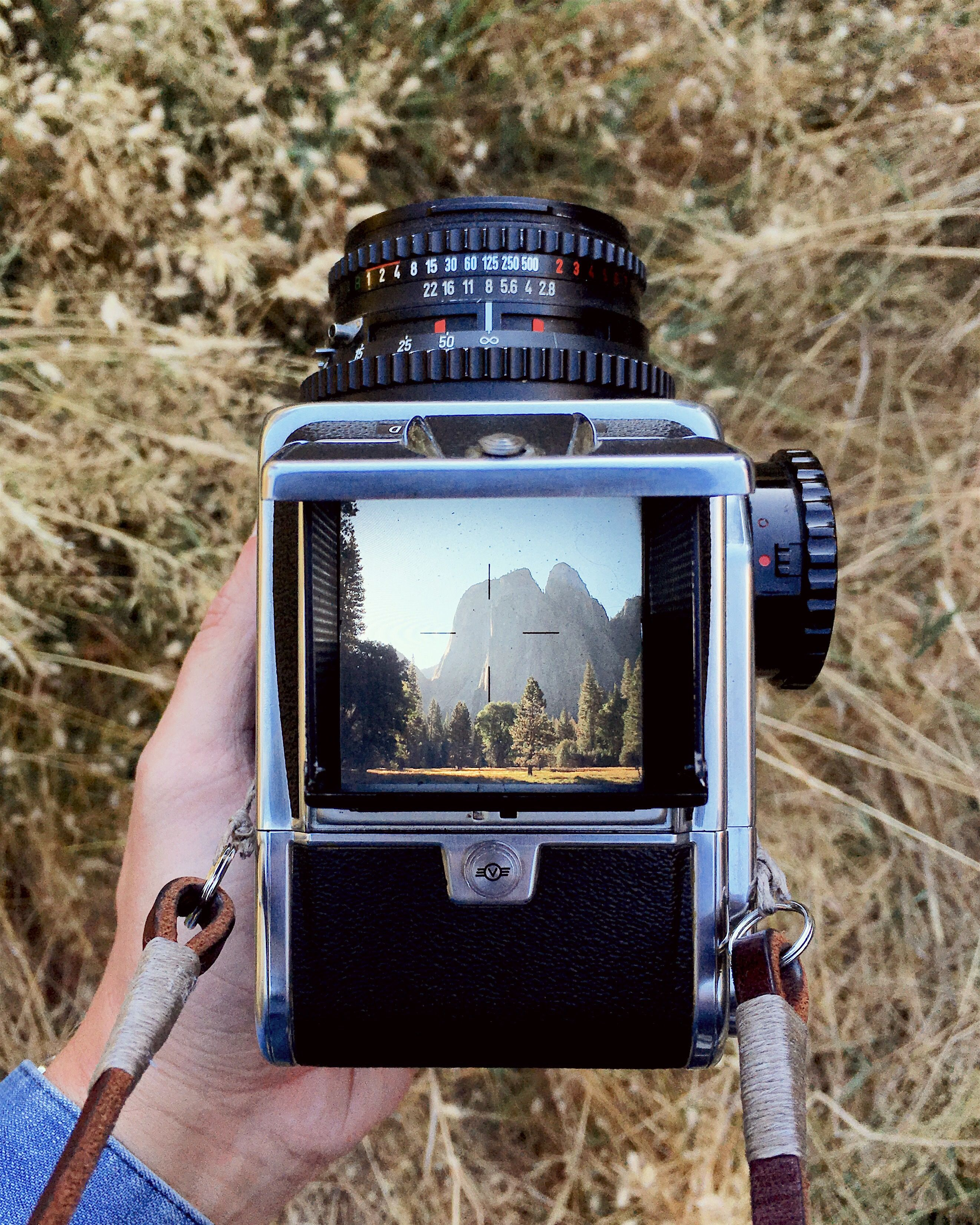 Hasselblad 500cm + Yosemite Valley by Benj Haisch | cameras