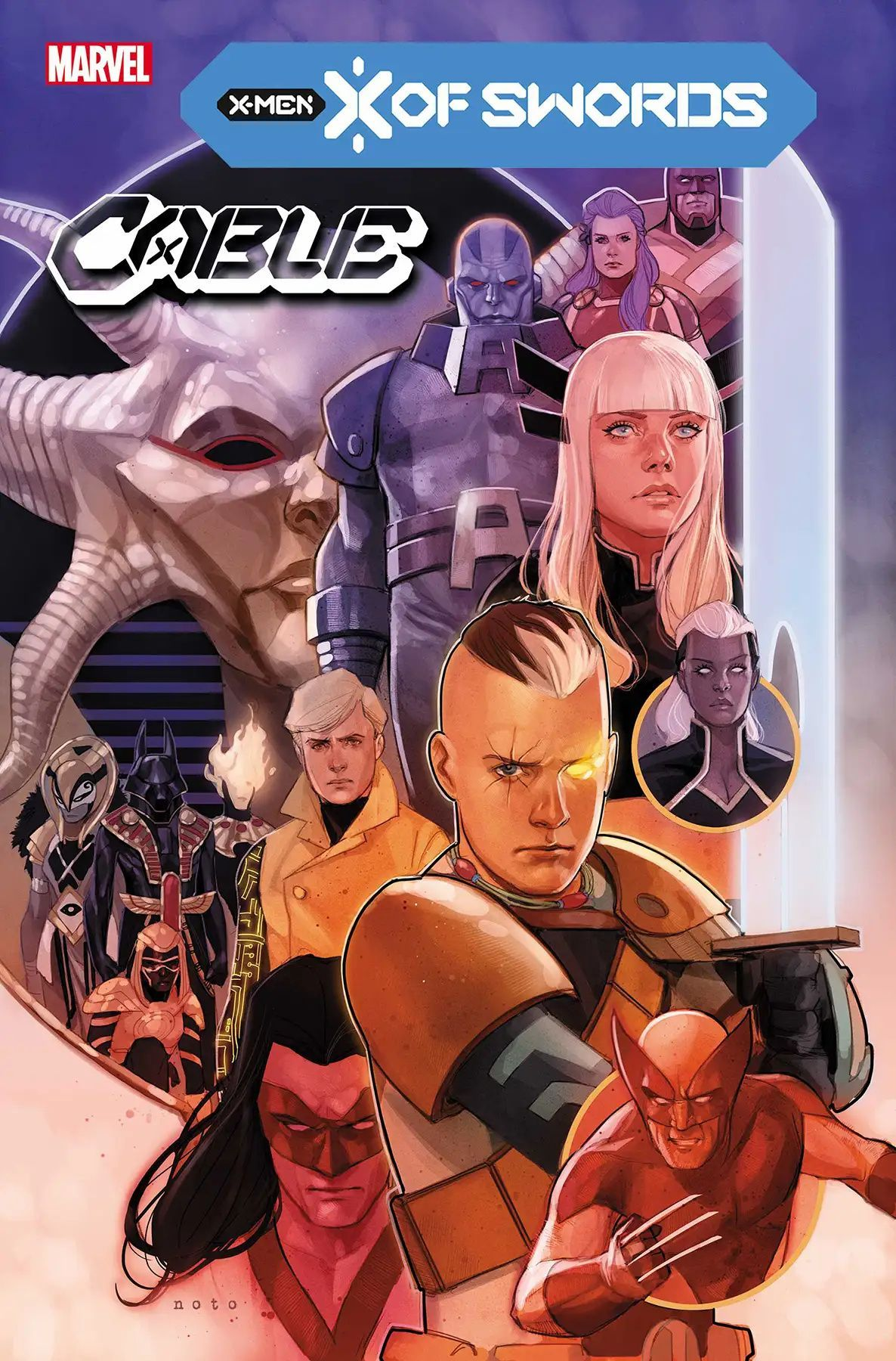 Cable 6 Xos In 2020 Marvel Cartoons Xmen Comics Marvel Xmen
