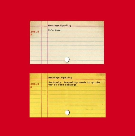The Best Variations On The Red Equals Sign Marriage Equality Equality Library Themes