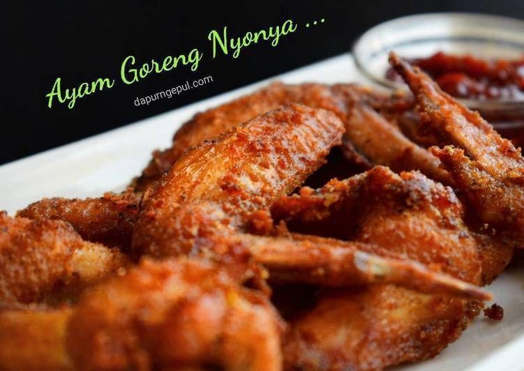 Resep Ayam Goreng Nonya Yummy Oleh Amalia Dapurngepul Com Resep Resep Ayam Ayam Goreng Resep Masakan Asia